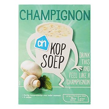 AH Kop soep champignon 3x17g