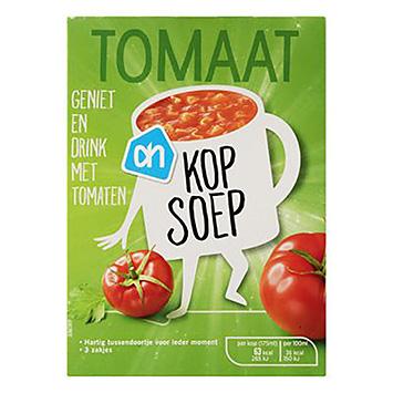 AH Coupe de soupe à la tomate 3x19g