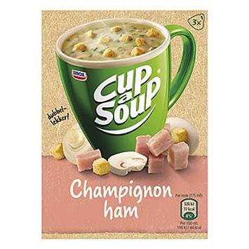 Cup-a-Soup Pilzschinken 3x16g