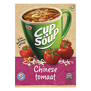 Cup-a-Soup Chinese tomaat 3x17g