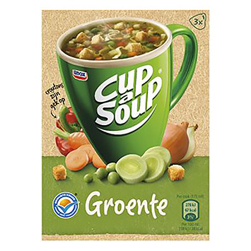 Cup-a-Soup Vegetable 3x16g
