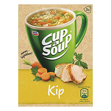 Cup-a-suppe kylling 3x12g