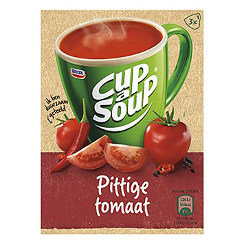 Cup-a-Soup Pittige tomaat 3x16g 48g