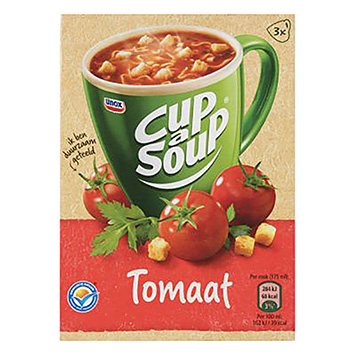 Cup-a-Soup Tomaat 3x18g 54g