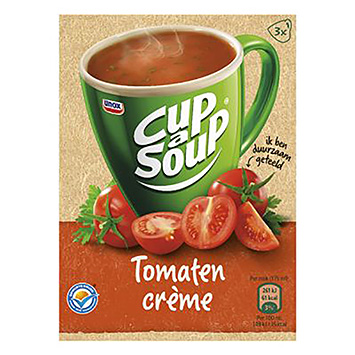 Cup-a-suppe tomatcreme 3x16g