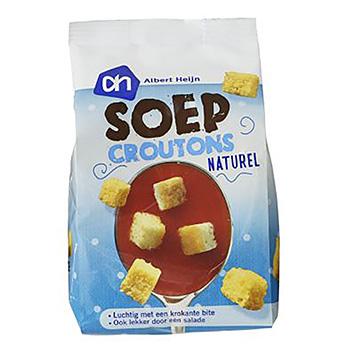 AH Soupe Croûtons Naturel 75g