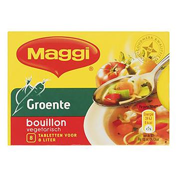 Maggi bouillon de légumes végétarien 81g
