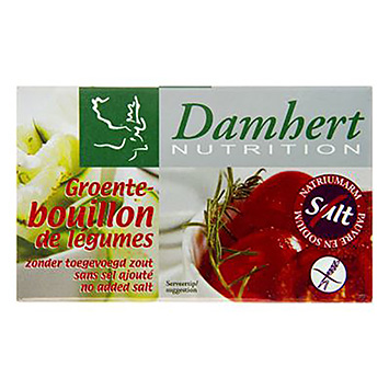 Damhert Vegetable Broth 64g