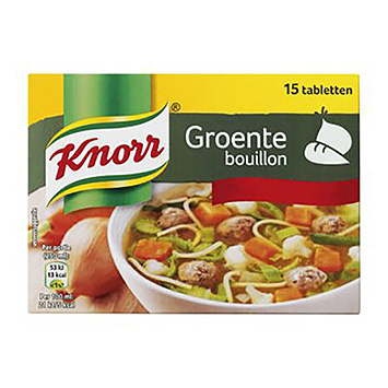 Knorr Bouillon De Légumes 150g