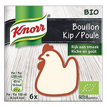 Knorr Bouillon Huhn bio 60g