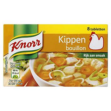 Knorr Kippenbouillon 80g