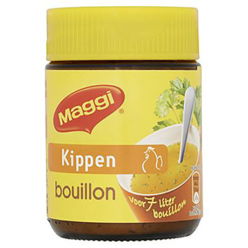Maggi Chicken Broth 154g