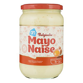 AH belgisk mayonnaise 650 ml