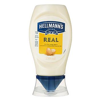 Hellmann's Real 250ml