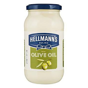 Hellmann's Mit Olivenöl 430ml
