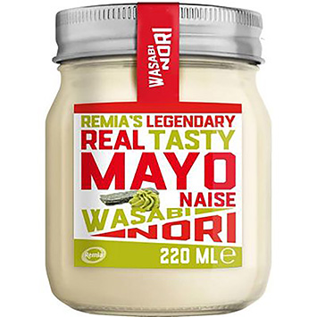 Remia Legendary echte leckere Mayonnaise Wasabi Nori 220ml