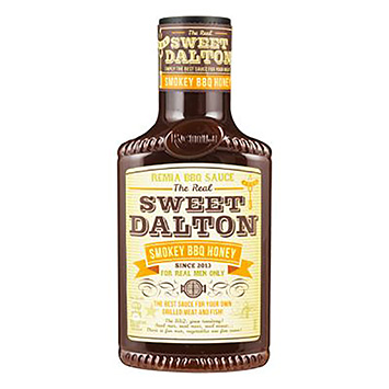 Remia Sweet Dalton smokey bbq honning 450ml
