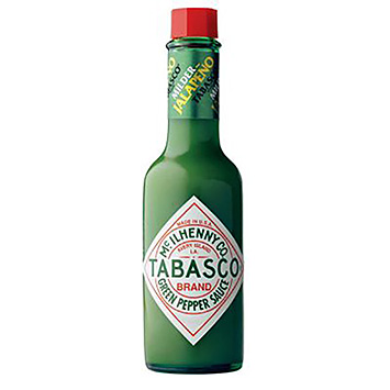 Tabasco Green pepper sauce 60ml