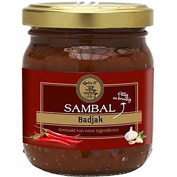 Spice it Sambal badjak 200g