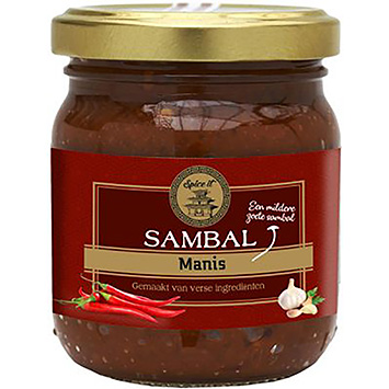 Spice it Sambal manis 200g