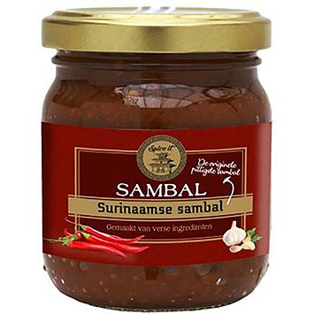 Spice it Surinaamse sambal 200g