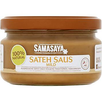 Samasaya Sateh sauce douce 230ml