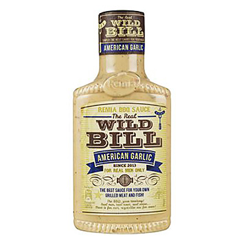 Remia Wild Bill American garlic 450ml