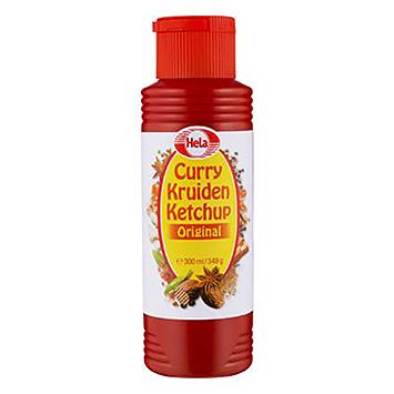 Hela Curry Gewürzketchup original 300ml