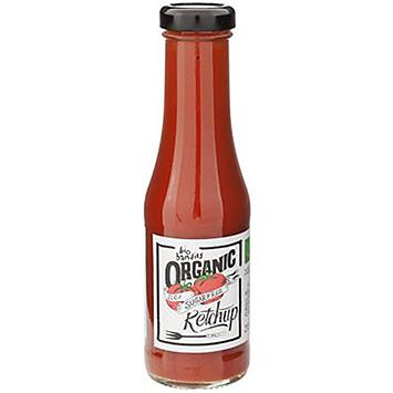BioBandits Organic ketchup 325ml