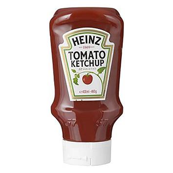 Heinz tomatketchup 400 ml