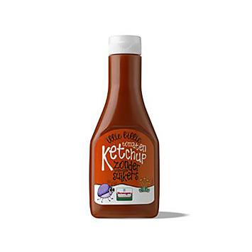 Verstegen Tomatenketchup zonder toegevoegde suikers 285ml