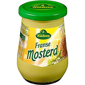 Kühne Franse mosterd 250ml