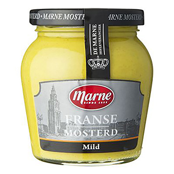 Marne French mustard mild 235g