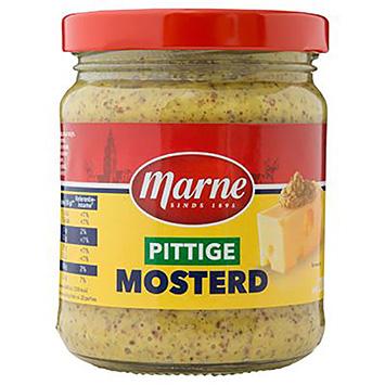 Marne Pittige mosterd 200g