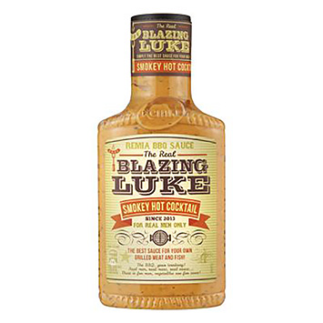 Remia Blazing Luke cocktail chaud fumé 450ml