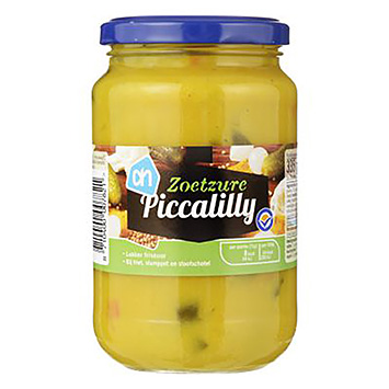 AH Zoetzure piccalilly 335g