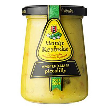 Kesbeke Kleintje Amsterdam piccalilly 235ml