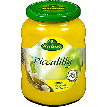 Kühne Piccalilly sweet and sour 690g