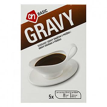 AH BASIC Gravy 5x18g