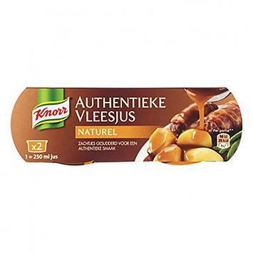Knorr Authentieke vleesjus naturel 56g