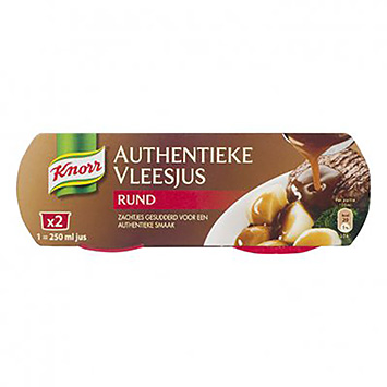Knorr Authentic meat gravy beef 56g