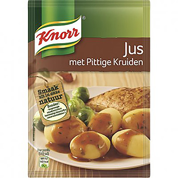 Knorr Jus with spicy herbs 19g