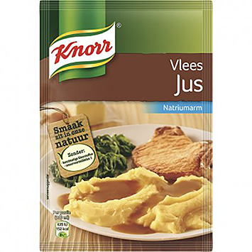 Knorr Meat jus low in sodium 21g