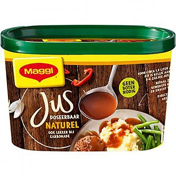 Maggi Natural gravy dosable 180g