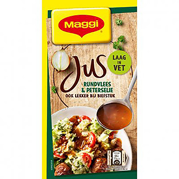 Maggi Jus rundvlees en peterselie 20g