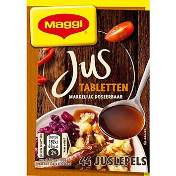Maggi Jus tabletten 72g