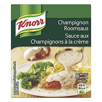 Knorr Champignon roomsaus 300ml