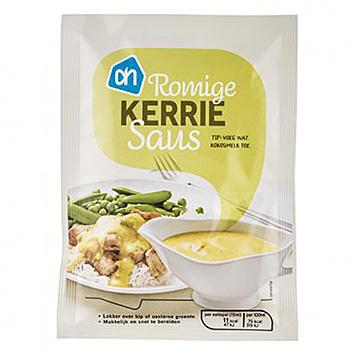 AH Creamy curry sauce 24g