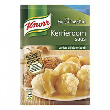 Knorr Curry cream sauce 41g
