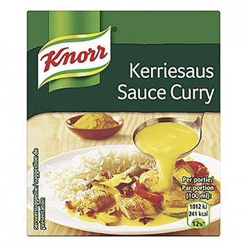 Knorr Kerriesaus 300ml